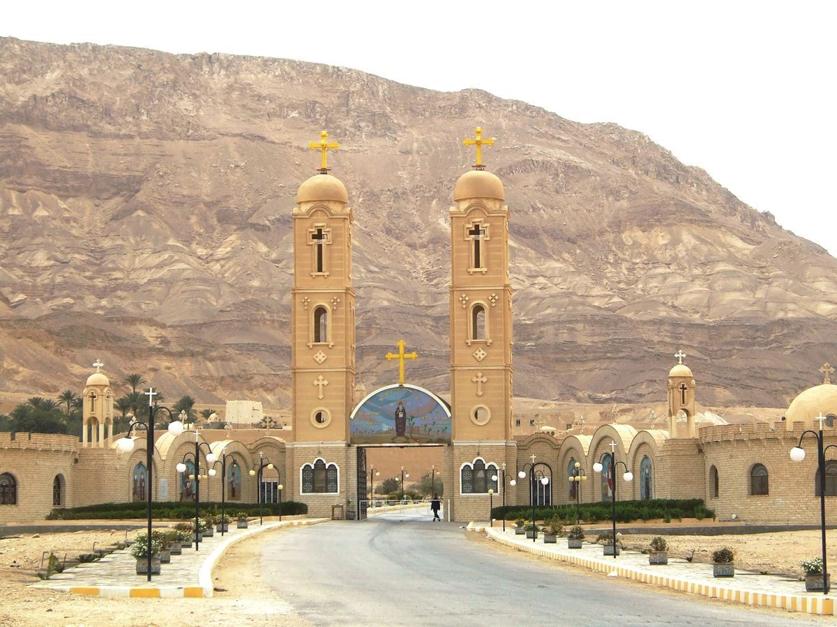 picture of monastery