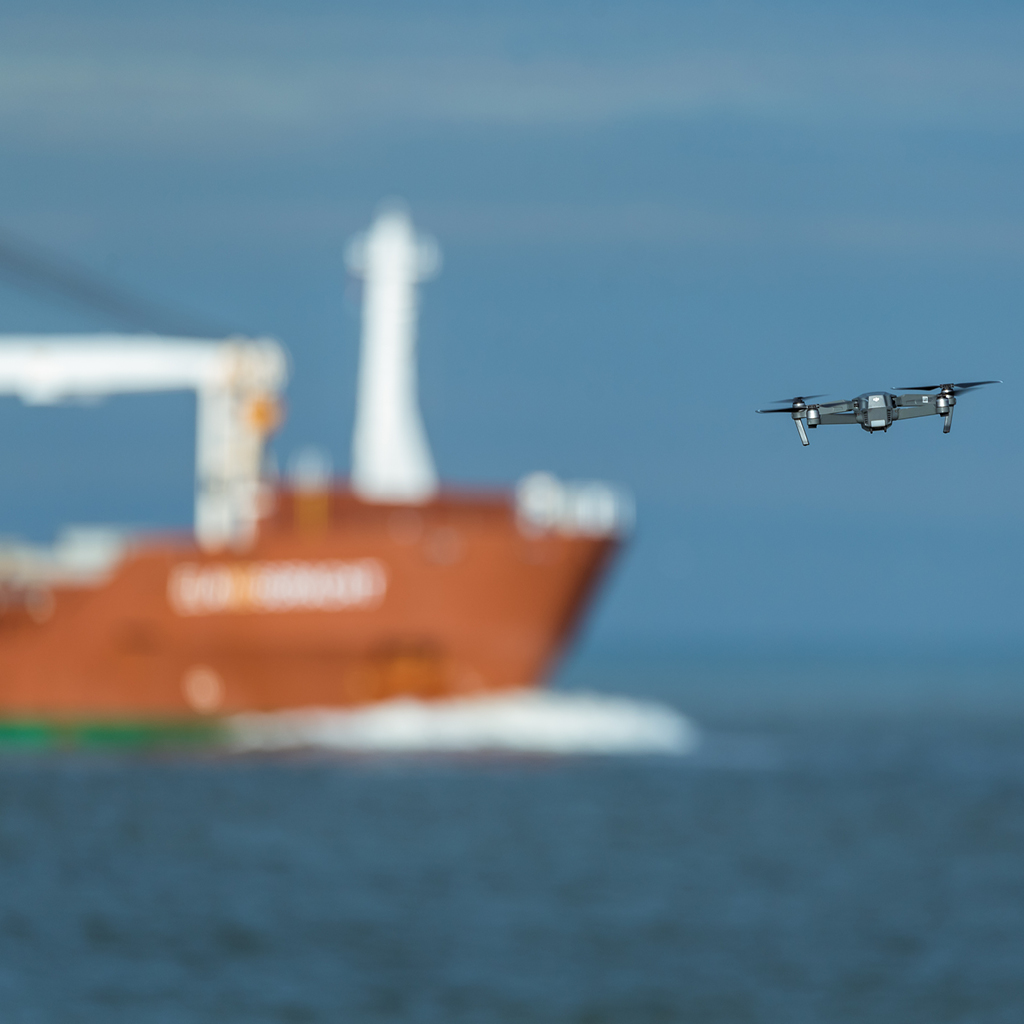 Neptune P2P Group - Counter Drone Measures for Commercial Shipping