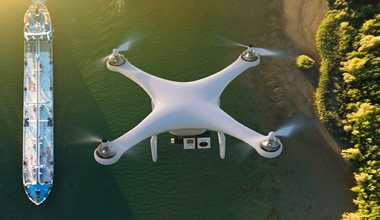 Neptune P2P Group - Counter Drone Security Solutions for Commercial Shipping
