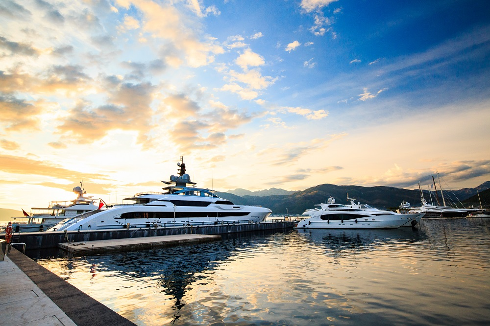 Superyacht - Neptune P2P Group Yacht Protection - Monaco Yacht Show