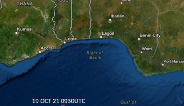 Incident Alert – Suspicious Vessel Reported 240nm South of Tema, Ghana