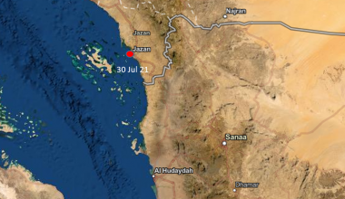 Incident Alert – Suspected Drone Attack – Red Sea