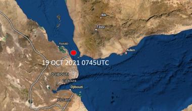 Incident Alert – Suspicious Approach on an MV – Bab el Mandeb