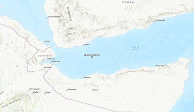 Incident Alert – Suspicious Approach – Gulf of Aden