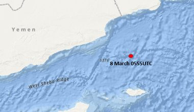 Incident Alert – Suspicious Approach- Gulf of Aden