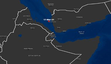 Incident Alert – WBIED Attack – Southern Red Sea