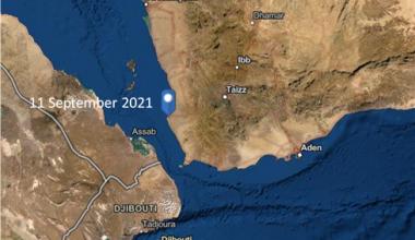 Incident Alert – Suspicious approach on an MV near the Bab El Mandeb Strait