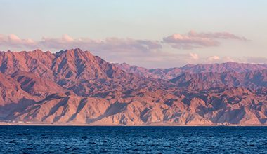 Mine Damages Tanker in the Red Sea off Saudi Arabia