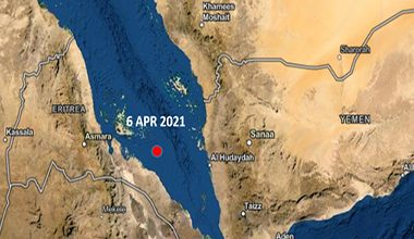 Incident Alert – Explosion – Red Sea