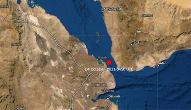 Incident Alert – Suspicious Approach on a Crude Oil Tanker – Bab el Mandeb