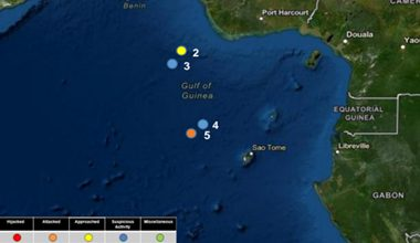 Monthly Maritime Intelligence Report – April 2021